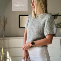 Kurzarmsweater neu entdeckt